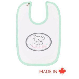 Bavette (Grande)  en ratine pour bébé / enfant